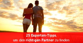 Den richtigen Partner finden